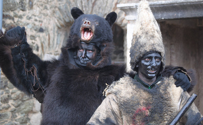 Le Vallespir – Bear Festivities